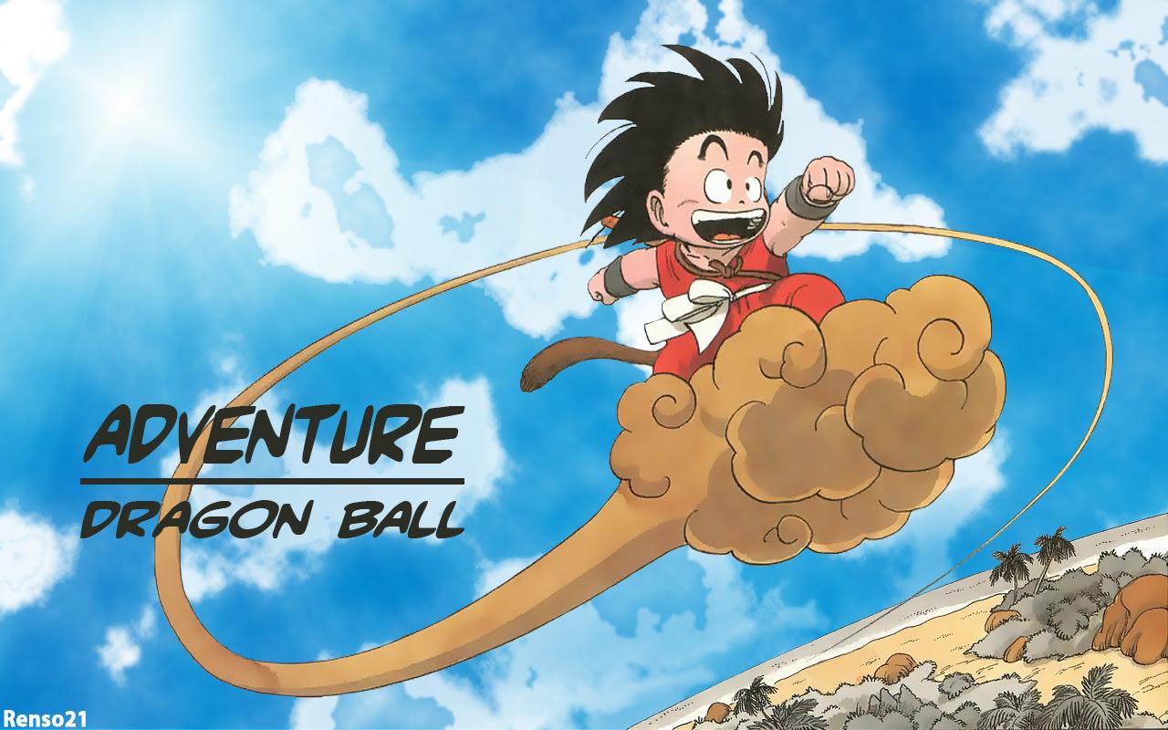 Dragon Ball Wallpaper Adventure Minitokyo
