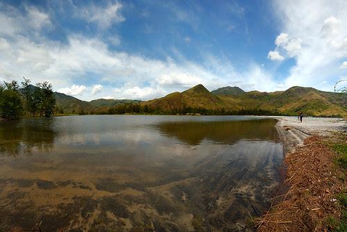 Nagsasa Cove: Lake Panorama