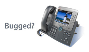 Hack Turns Cisco's Desk Phone Into a Spying Device