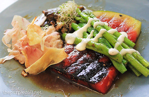 Watermelon Steak P220