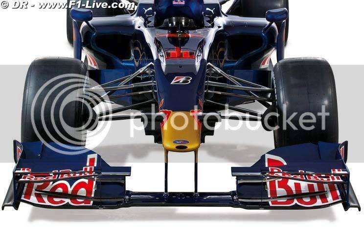 Toro Rosso STR04 frontal
