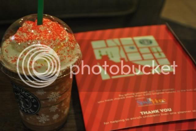 Starbucks Planner 2011