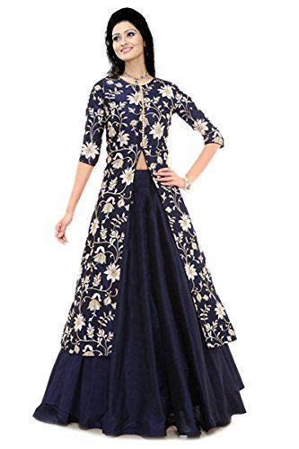 Z Fashion Trend: BLUE COTTON EMBROIDERED INDO WESTERN