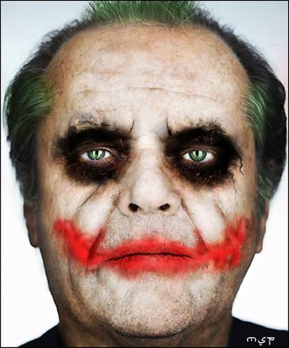 Jack Nicholson - Joker The Dark Knight