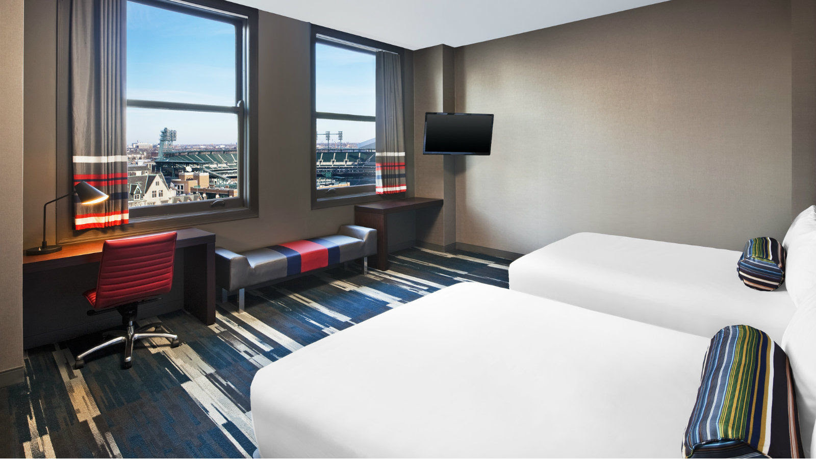 Room Types | Aloft Detroit at The David Whitney
