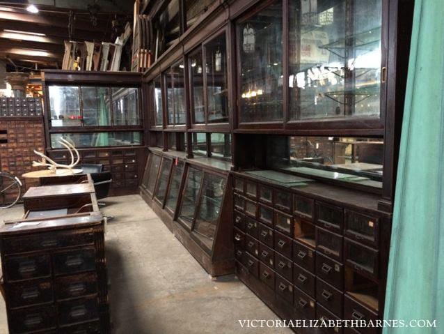 Kitchen design, option 2: repurposed cabinetry. - Victoria ...
