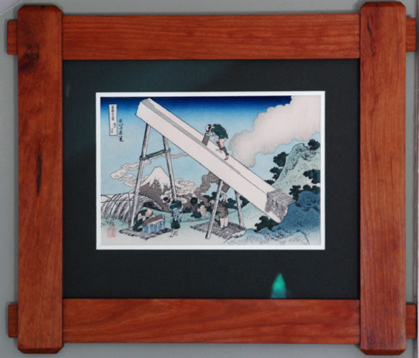 An Arts And Crafts Picture Frame 1910 Craftsman