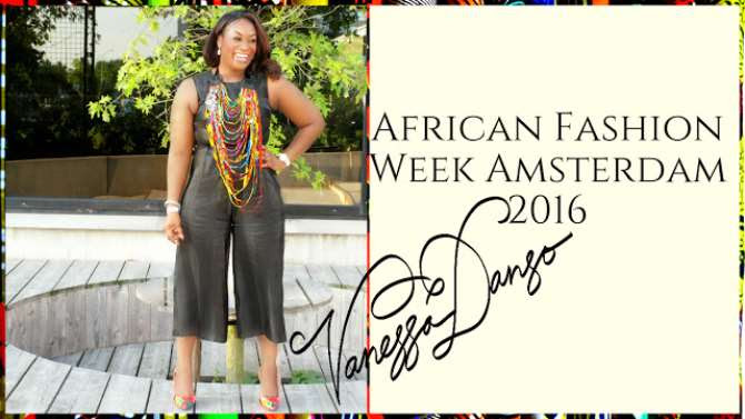 "Hello to you my gorgeous people! As you all know, I'm ""slightly"" a fashion fanatic… (and yes that is understatement lol), and so being invited to ""Africa Fashion Week Amsterdam 2016"" (3rd edition) was such an honor."