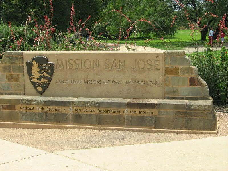 San Jose Sign