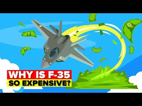 Why is the F-35 so Expensive?