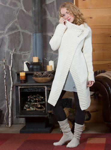 Tendência de Moda de Tricô para Inverno 2013 8 Moda de Tricô para Inverno 2013