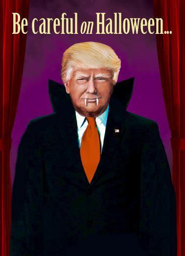 "Funny Political Ecard   ""President Trump Vampire"" from"