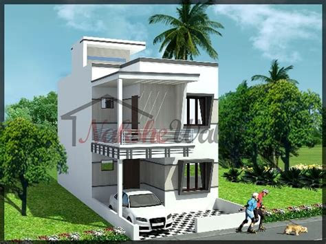 front design  small house