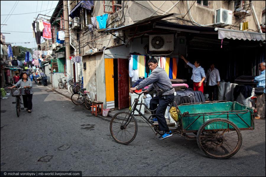 Favelas de Xangai 17