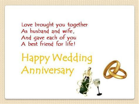 Warm Wedding Anniversary Wishes. Free To a Couple eCards