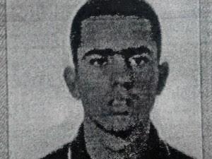 Suspeito foi identificado pela Polícia Civil em Guarujá (Foto: Divulgação / Polícia Civil de Guarujá)