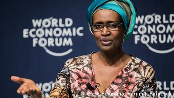 Südafrika | World Economic Forum on Africa 2017 | Winnie Byanyima