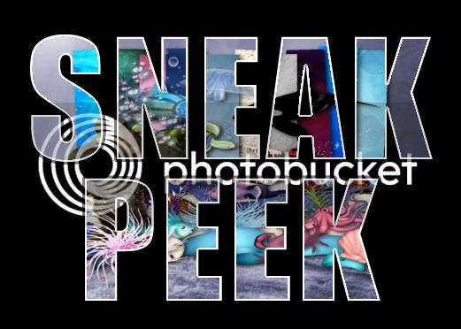 Under the Deep Blue Sea Sneak Peek