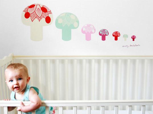Diseño, Decoracion, Interiores, infantiles