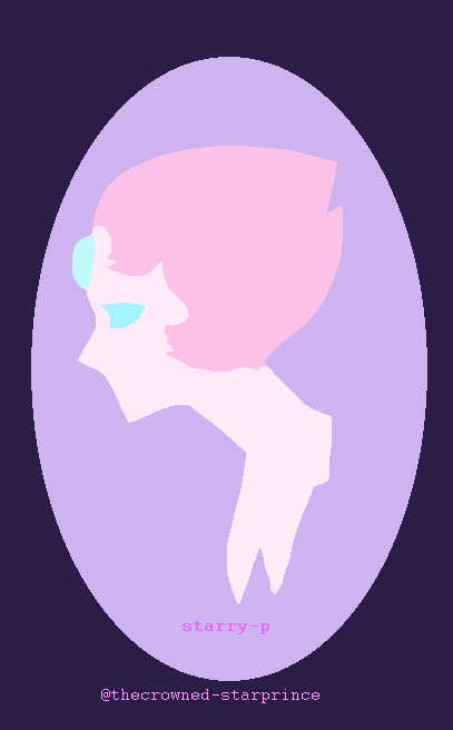 Pearl You can use these as a profile pic/ icon but please credit me and consider re-blogging my art :3c (please) (i'm back from travelling /today is a new day)
