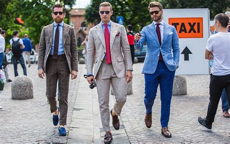 wear semi formal attire  men  trend spotter