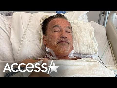 Arnold Schwarzenegger underwent heart surgery