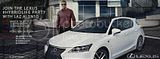 Sponsored: Join Laz Alonzo Tonight for a Special Tweet Chat Sponsored by Lexus