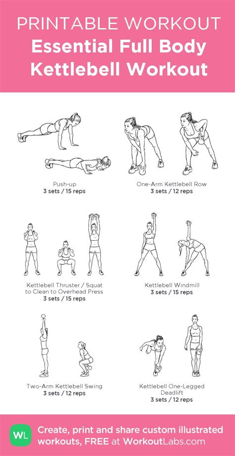 printable workout sheets images  pinterest