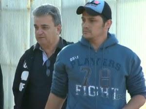Antônio Crippa Neto (esquerda) é apontado como o MP-PR como um dos aliciadores do esquema (Foto: Reprodução RPC Londrina)
