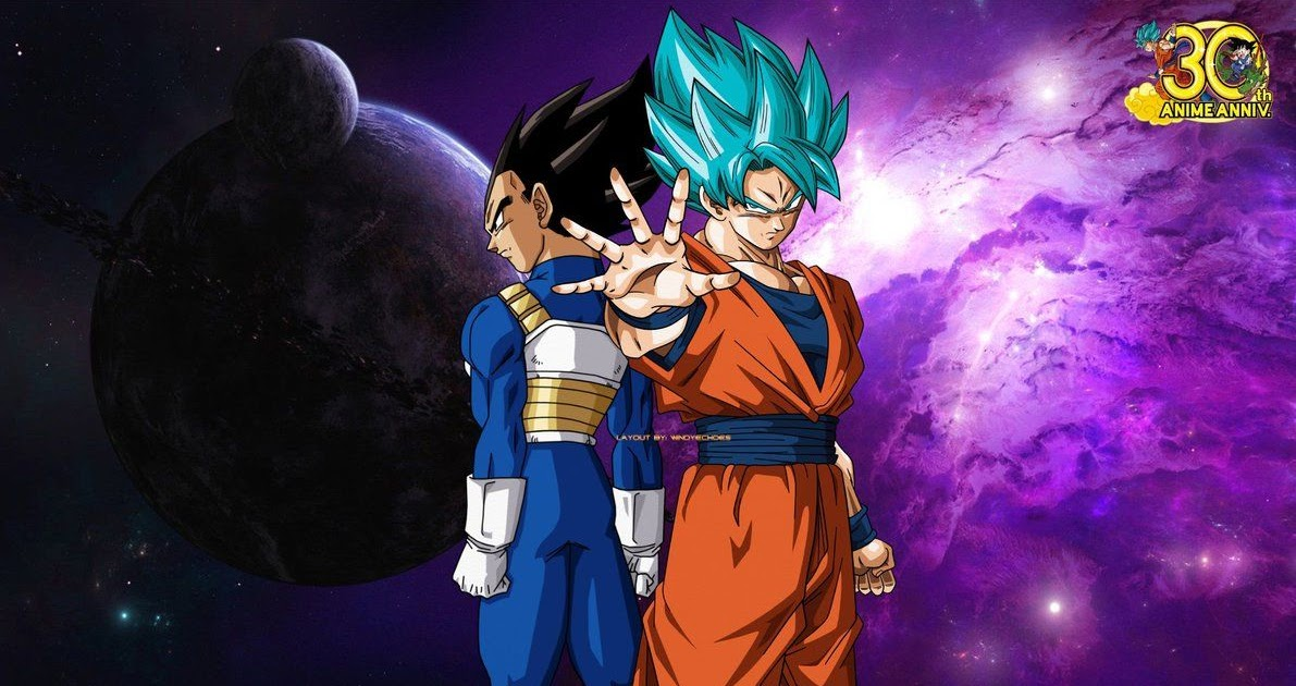 Ultra Hd Goku Y Vegeta Wallpaper 4k Gambarku