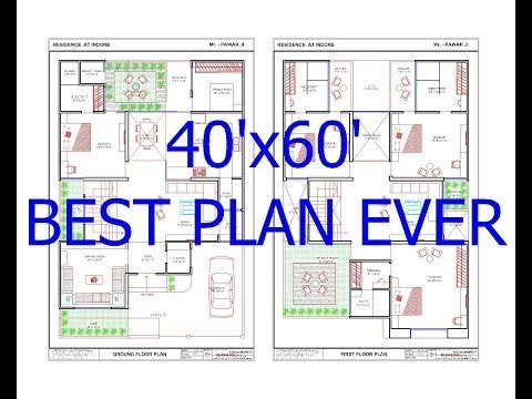 40x60 house plan east facing 2 story g 1 visual maker for Kuchenschrank 40 x 60