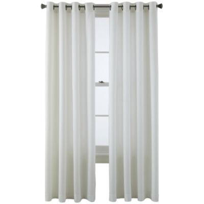 Studio Arista Grommet Top Curtain Panel Jcpenney
