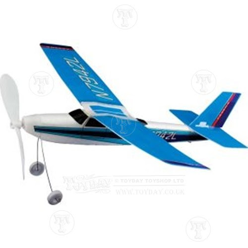 Rubber Band Aeroplane