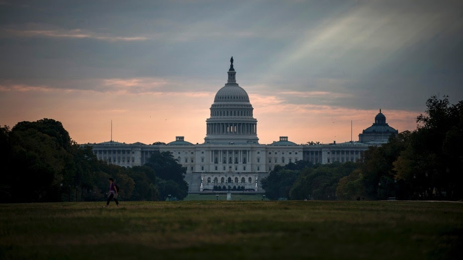 The U.S. Capitol building is seen in Washington on October 1, 2013.