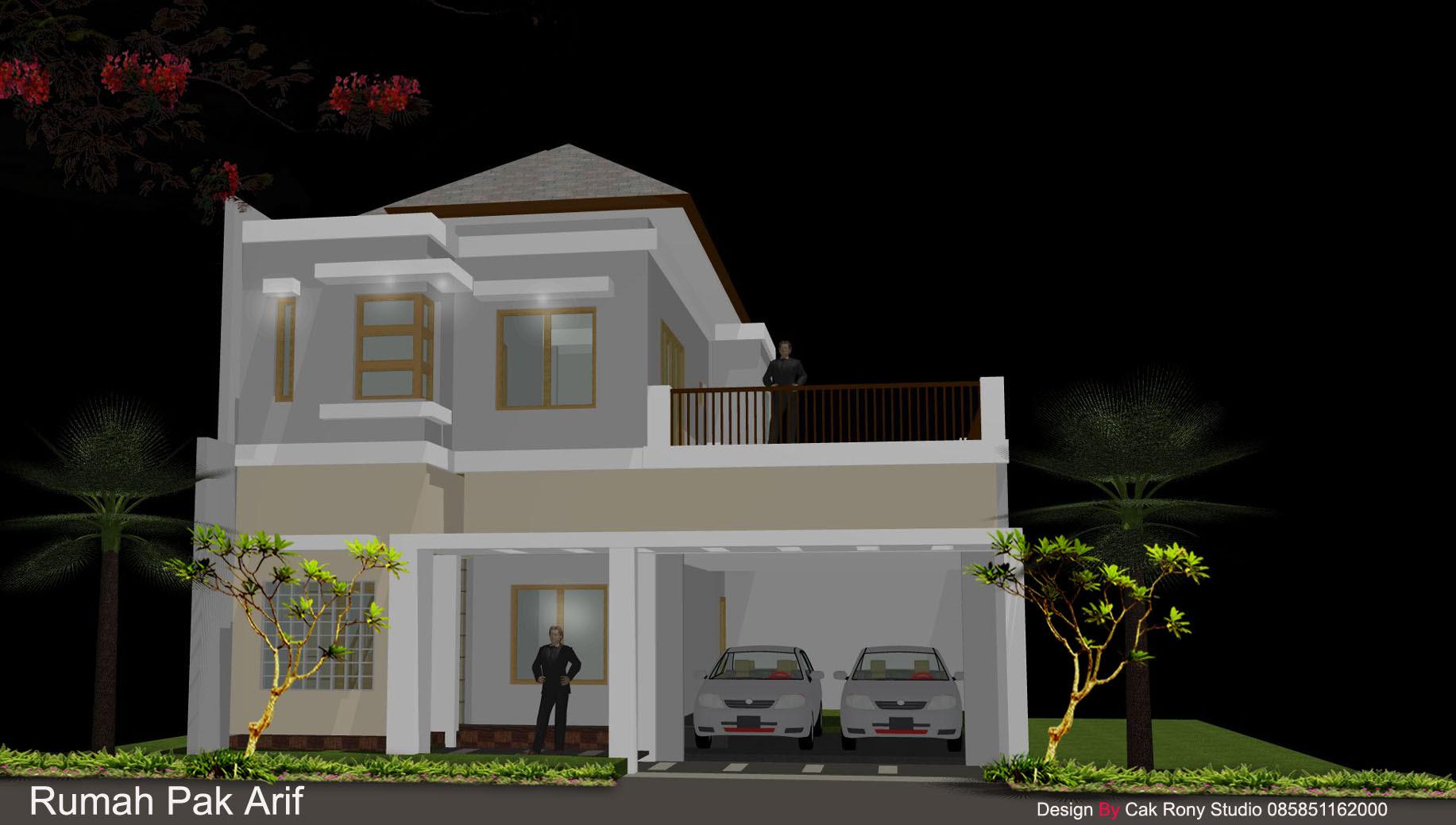 Informasi Desain Rumah 2 Lantai Di Lahan Sempit Prosforjdacom