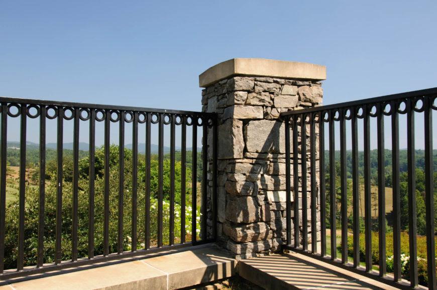 25 wrought iron fences  870x579