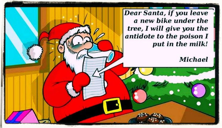 Christmas funny and amusing jokes for everyone