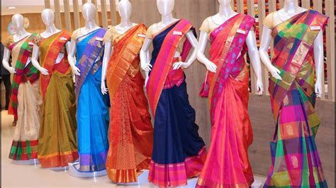 New Arrival Silk Saree Collections With Price   ViYoutube