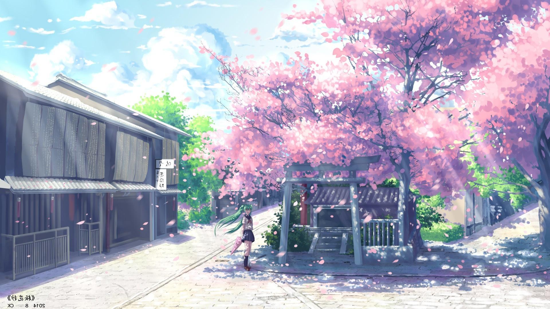 Anime Aesthetic Wallpaper Pc