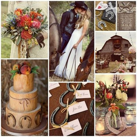 Wild West Wedding is One of the hottest new Wedding themes