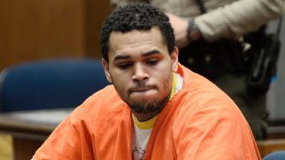 Chris Brown Breaking News:  Chris Brown Sentenced To 1 Year In Jail