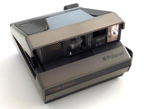 Polaroid Image System by pho-Tony