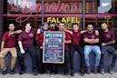 Government shutdown: Syrian refugee's falafel shop giving free meals to furloughed workers in Tennessee