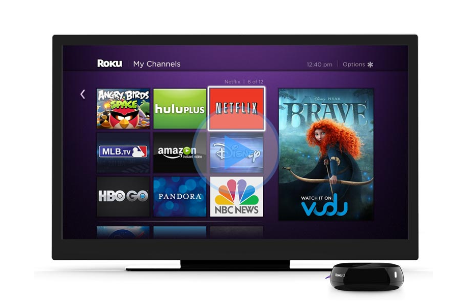 Roku Seeks To Dominate Your Living Room