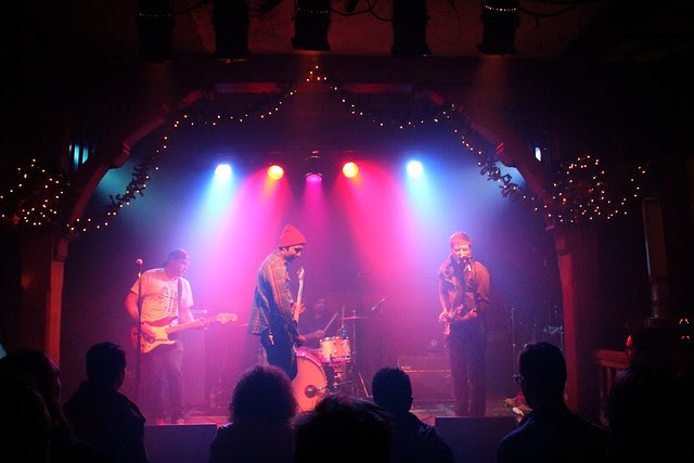 Heavy Times at Schubas Tavern, Chicago
