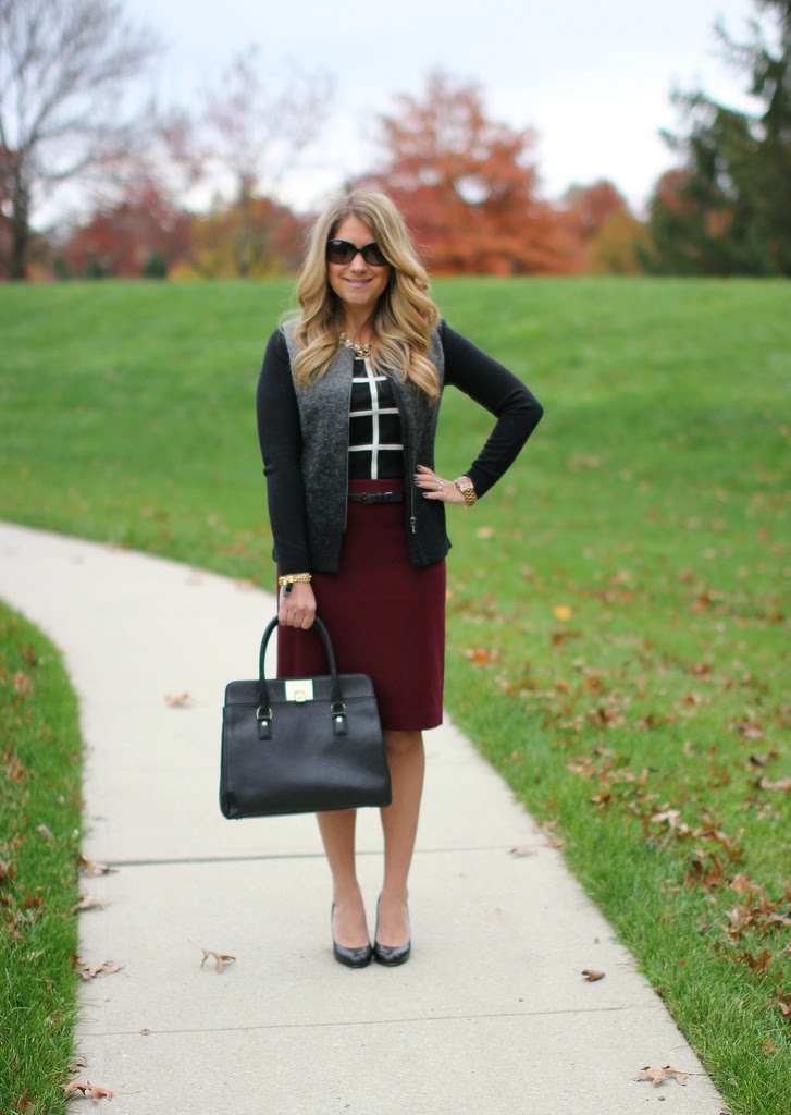 work chic 25 winter officeworthy outfits — corporate