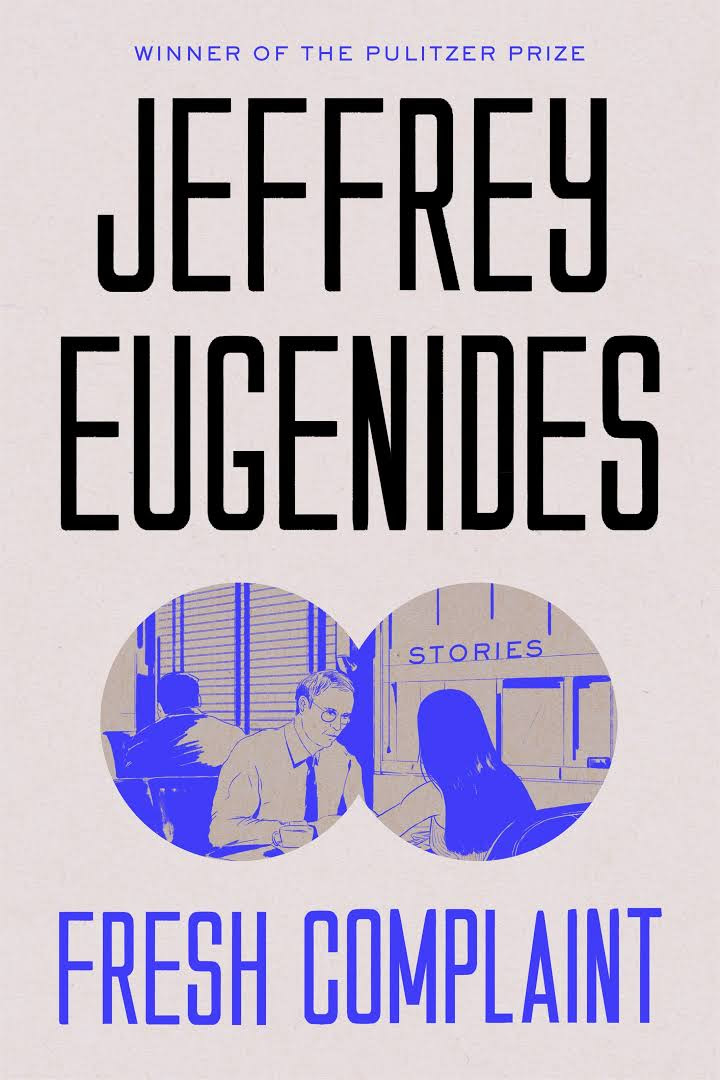 Bookbug Presents: Jeffrey Eugenides