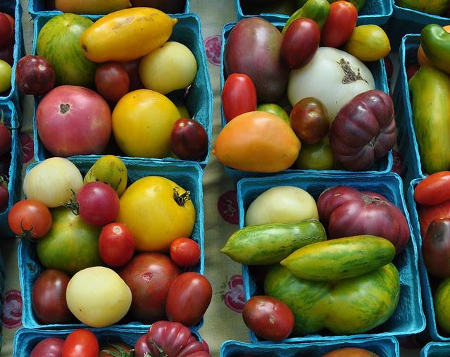 Heirloom Tomatoes (4)
