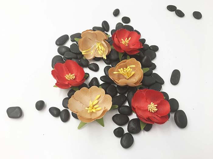 Homespun Blooms