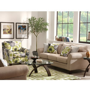 Evan Collection | Fabric Furniture Sets | Living Rooms ...